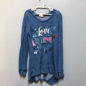 Other - Girls M long sleeve / sweater